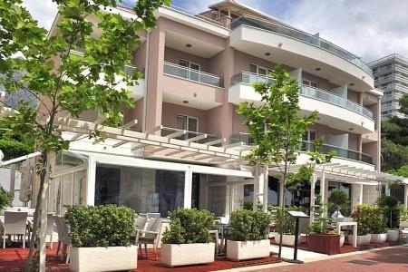 Hotel Hotel Maritimo, Makarska Snídaně