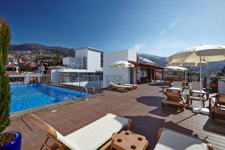 Madeira Hotel - letecky