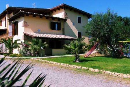 Villaggio Vascellero Resort - Bungalovy - ubytování v soukromí