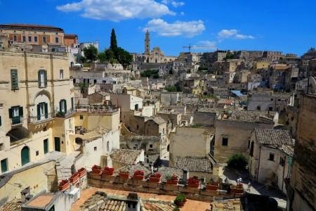 Krásy Apulie a Basilicaty - letecky - poznávací zájezdy