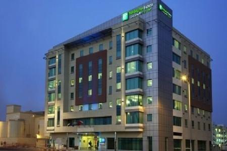 Spojené arabské emiráty - Dubai / Holiday Inn Express Dubai Jumeirah