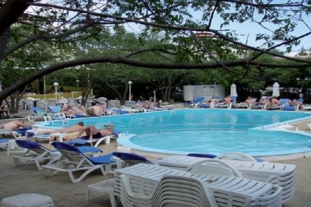 Hotel Svejest Bulharsko Slunečné Pobřeží last minute, dovolená, zájezdy 2017