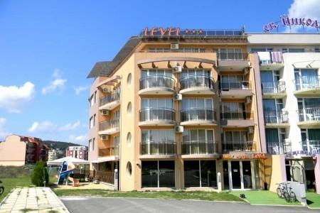 Level - Bulharsko  autem v říjnu - slevy
