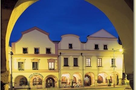 Česká republika - Jižní Čechy / Hotel Zlatá Hvězda