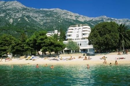 Depandance Hotelu Laguna A, Chorvatsko, Gradac