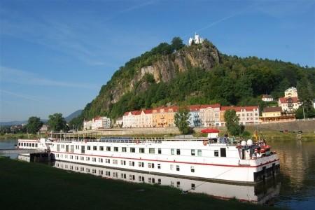 Česko-saské Švýcarsko s plavbou lodí - autobusem