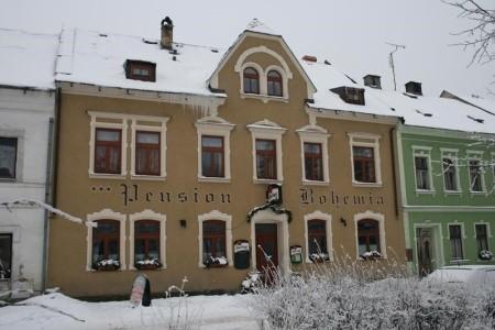 Česká republika - Krušné Hory / Bohemia - Horní Blatná