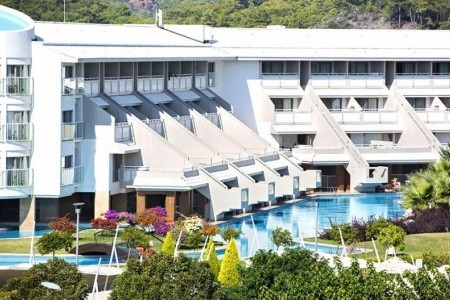 Dalaman Hilton - v říjnu