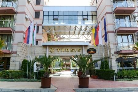 Tarsis Aparthotel, Bulharsko, Slunečné Pobřeží