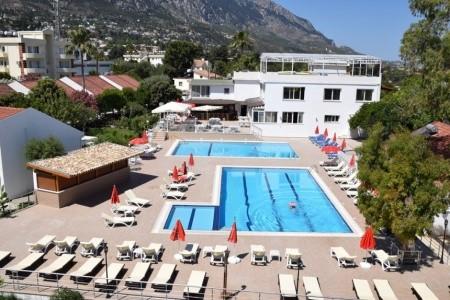 Hotel Rose Garden, Kypr, Severní Kypr