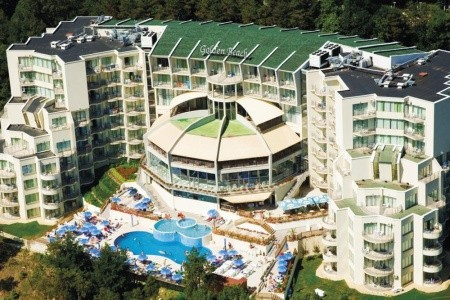 Parkhotel Golden Beach, Bulharsko, Zlaté Písky
