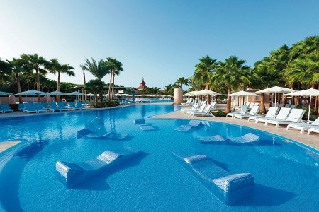 Riu Palace Cape Verde - letecky all inclusive