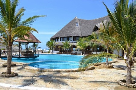 Keňa - Watamu / Jacaranda Beach Resort