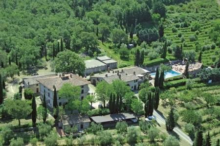 Relais Santa Cristina Itálie Toskánsko last minute, dovolená, zájezdy 2018
