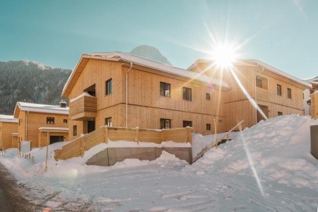 Chalet-Resort Montafon Bez stravy