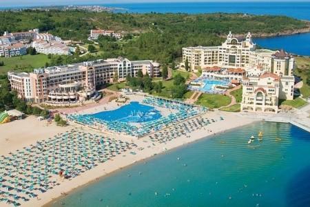 Djuni Royal Resort - Marina Royal Palace Junior Suite Bulharsko Burgas last minute, dovolená, zájezdy 2018