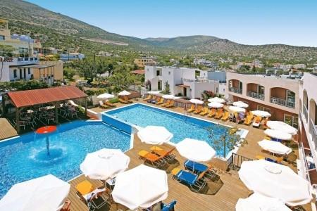 Katrin Hotel & Bungalovy Řecko Kréta last minute, dovolená, zájezdy 2018