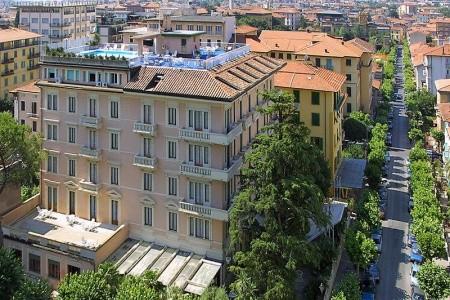 Montecatini Palace - polopenze