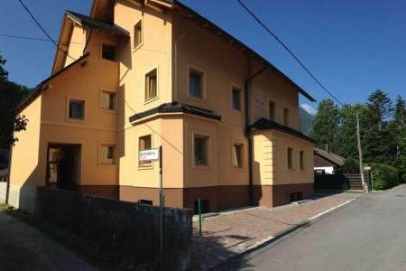 Slovinsko - Kranjska Gora / Apartment House Berghi