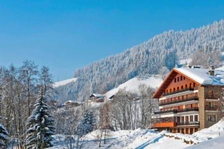 Hôtel Vacances Bleues Les Chalets Du Prariand - ubytování