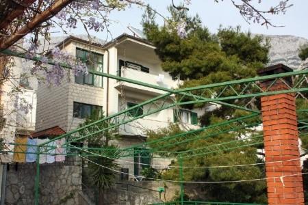 Ubytování Makarska (Makarska) - 6087 - v září