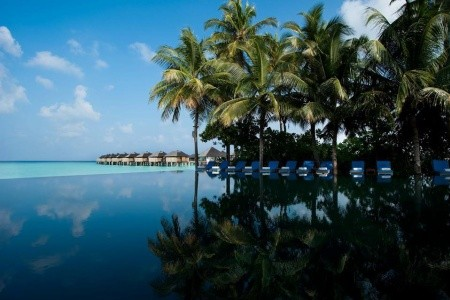The Sun Siyam Iru Fushi, Maledivy,