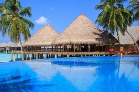 Sun Aqua Vilu Reef Maldives, Maledivy,