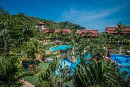 Krabi Thai Village Resort, Thajsko, Krabi