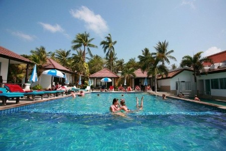 Chaweng Cove Beach Resort, Thajsko, Koh Samui