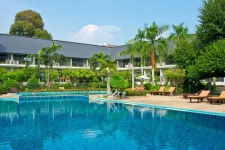 Sunshine Garden Resort, Thajsko, Pattaya