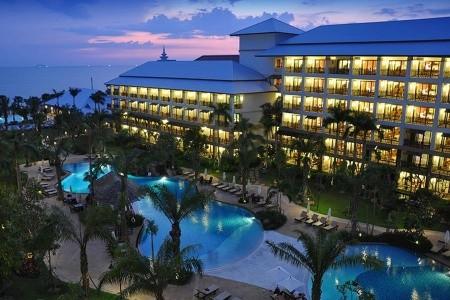 The Ravindra Beach Resort & Spa, Thajsko, Pattaya