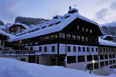 Nassfeld,sonnleiten, Hotel Marcius *** S Bazénem - Last Minute a dovolená