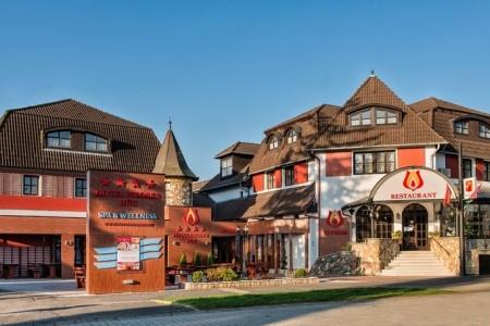 Bükfürdo,hotel Piroska****,7 Nocí, Maďarsko, Termální Lázně