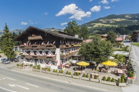 Hotel Hechenmoos - dovolená