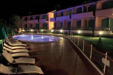 Acquaviva Park Hotel, Itálie, Toskánsko