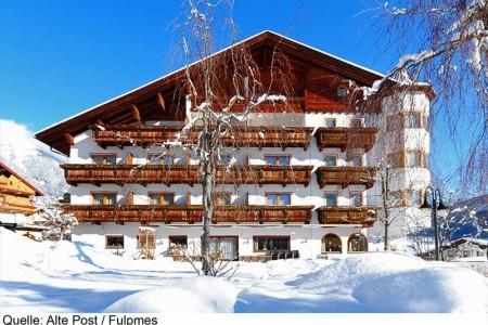 Hotel Alte Post Ve Fulpmesu - Ski Opening