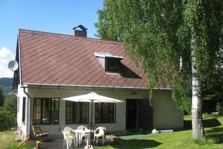 Chata Nové Domky 1694 - v červenci