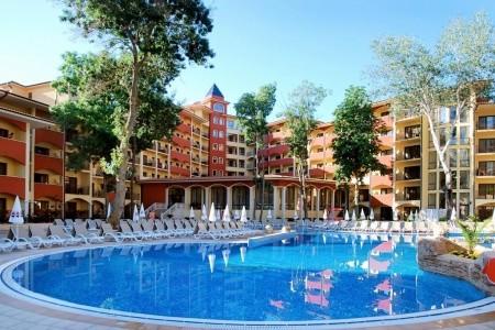 Bulharsko - Zlaté Písky / Grifid Hotels Bolero