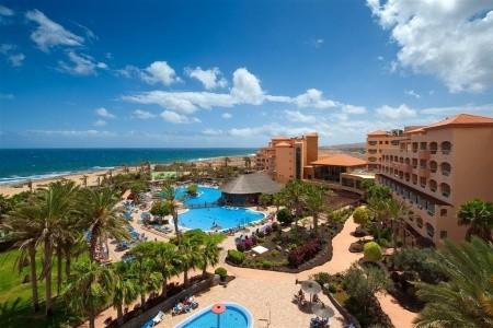 Elba Sara Beach & Golf Resort, Kanárské ostrovy, Fuerteventura