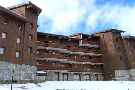 Residence Alpinea - lyžování