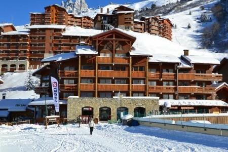 Residence Olympie I - lyžování