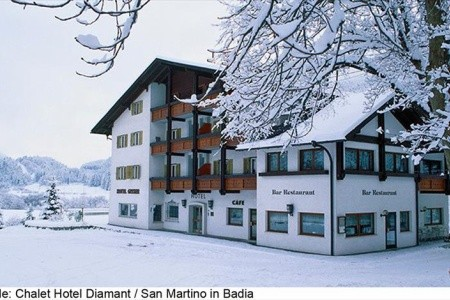 Hotel Diamant V San Martino Di Badia - Last Minute a dovolená