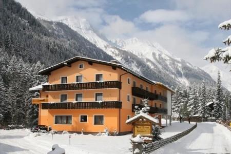 Hotel - Pension Hubertus V Mallnitzu - v únoru