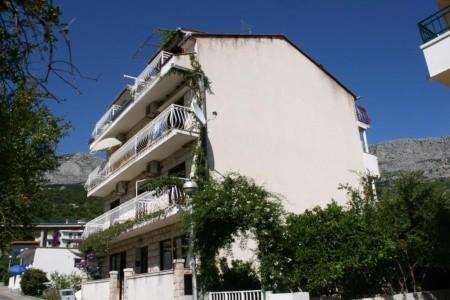 Ubytování Podgora (Makarska) - 13216 - autem