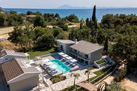 Apartmánový Dům Elegant Apartments - Thassos - Řecko