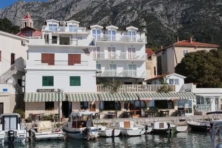 Pension Radič – Naše Malo Misto, Chorvatsko, Gradac