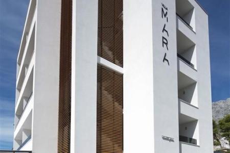 Pension Mara (Dříve Kameni Dvori), Chorvatsko, Makarska
