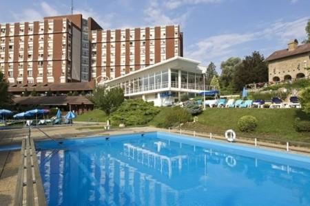 Danubius Health Spa Resort Aqua, Maďarsko, Termální Lázně