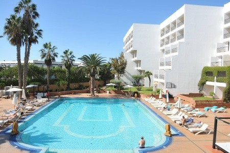 Hotel Argana - letecky