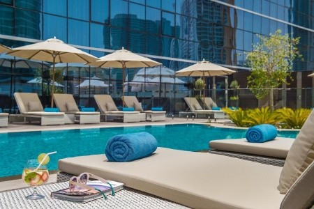 Tryp By Wyndham Barsha Heights - Dubai Bez stravy